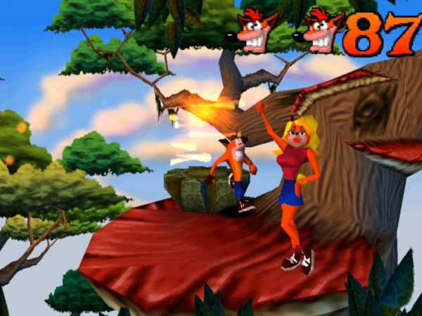 lesser known facts of crash bandicoot this guy writesthis guy writes
