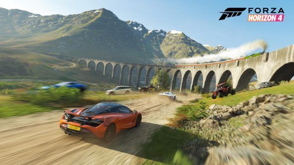 Forza Horizon 4, one of the best Video Games of 2018