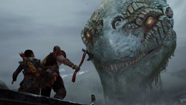 God of War, one of the best Video Games of 2018
