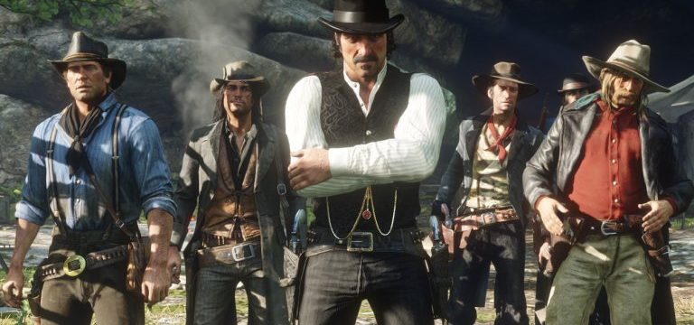 Red Dead Redemption 2, one of the best Video Games of 2018