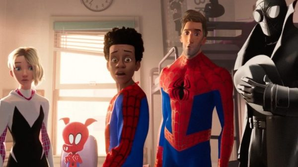 Spider-Man into the Spider-Verse - Peters